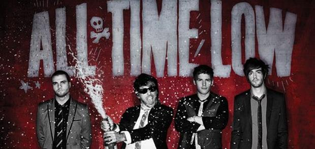 Enter to win tickets to see All Time Low
