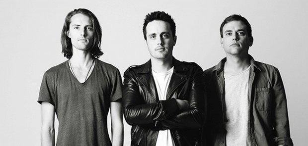 Enter To Win Tickets To see Parachute