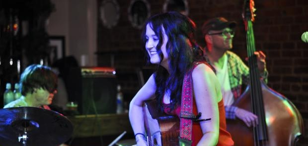 Coralee and the Townies :: Photo by Kelly Painter